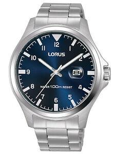 【送料無料】腕時計 ×lorus herrenuhr rh963kx9