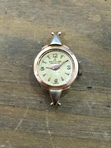 【送料無料】腕時計 ワイドbreitling montre femme plaque or