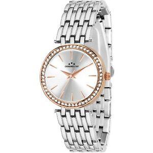 【送料無料】腕時計 オロロジオクロノスターマジェスティビコウォッチorologio chronostar majesty donna r3753272507 30mm bicolore oro watch zirconi