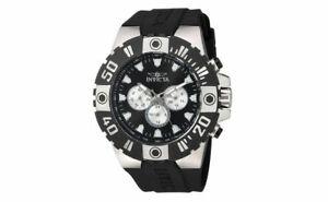【送料無料】腕時計 メンズプロダイバーブラックシルバースポーツ
