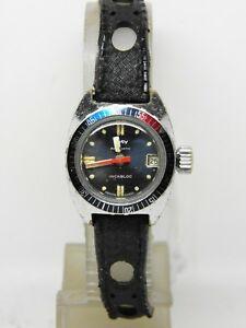 【送料無料】腕時計 ドムーブメントヴィンテージmontre de plongematy automatic mouvement eta 2671 vers 1970 vintage