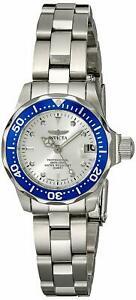 【送料無料】腕時計 プロダイバーステンレススチールブレスレットナットinvicta womens 14125 pro diver stainless steel bracelet watch