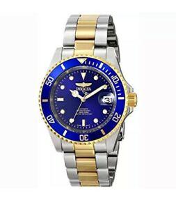 【送料無料】腕時計 トーンダイバー153 invicta 8928ob two tone automatic diver fits wrist 8 read discription