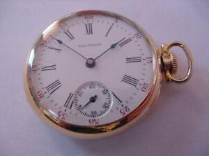 【送料無料】腕時計 ミントウォルサムアンティークモデルポケットサービス