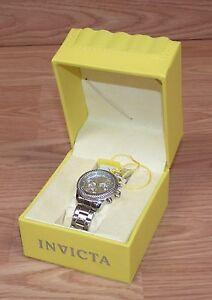 【送料無料】腕時計 ステンレススチールgenuine invicta angel 20265 womens stainless steel water resistant watch read