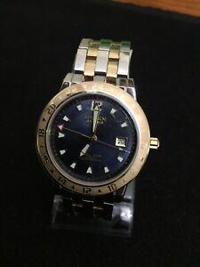 【送料無料】腕時計 ステンレスデュアルタイムフィートステンレススチールgruen watch,all stainless steel,dual time,330ft water resistant,stainless steel