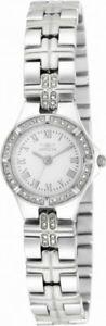 【送料無料】腕時計 ワイルドフラワー#ラウンドローマクリスタルアナログウォッチinvicta wildflower 17061 women039;s round roman numeral crystal analog watch
