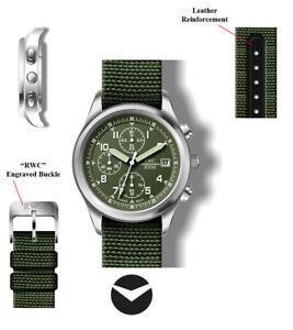 【送料無料】腕時計 クロノグラフウォッチrwc301x1 rwc gents chronograph date display military watch