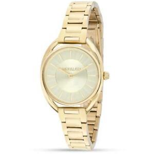 【送料無料】腕時計 ドナソロテンポシックmorellato orologio donna solo tempo tivoli r0153137508 oro dorato quadrato chic