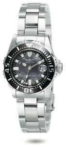 【送料無料】腕時計 レディアビスシルバーストーンウォッチinvicta womens 2959 lady abyss silvertone watch
