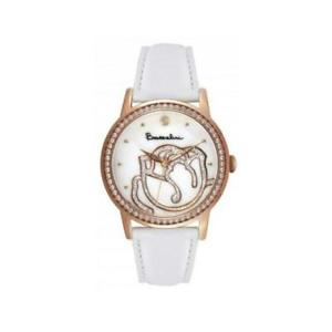 【送料無料】腕時計 orologio donna braccialini brd 809s2bb pelle bianco ros swarovski