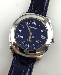 【送料無料】腕時計 スイスクオーツフィリップバレーデータカステッリロマーニorologio philip watch tales 30 8251470515 eta swiss quartz data numeri romani