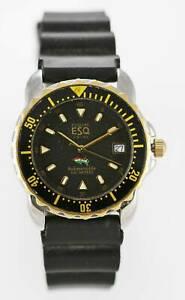 【送料無料】腕時計 メンズステンレスゴールドゴム