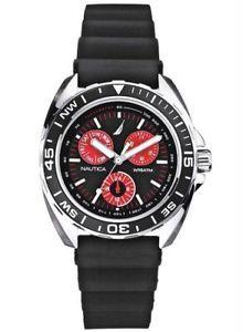 【送料無料】腕時計 ブランド#スポーツリングマルチファンクションブラックレッド