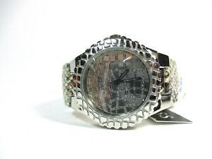 【送料無料】腕時計 シルバーストーンブレスレットドル guess untamed women silver tone bracelet watch w0227l1 msrp9500