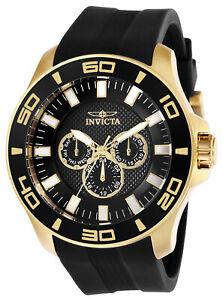 【送料無料】腕時計 メンズプロダイバーinvicta mens pro diver 28001 gold watch