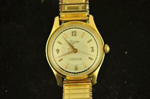 【送料無料】腕時計 ビンテージメンズスイスnice vintage mens swiss bifora wristwatch running