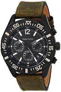 腕時計 ノーティカメンズnautica mens nst 402 chronograpgh watch  n18719g