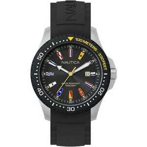 【送料無料】腕時計 メンズジョーンズビーチブラックシリコンウォッチ