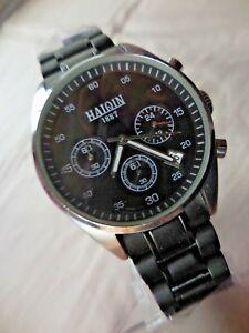 【送料無料】腕時計 ancienne montre haiqin 1887 mixte, 6 fonctions amp; dateur,etat visuel dexception