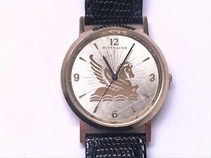 【送料無料】腕時計 ビンテージウィットウォッチvintage wittnauer watch