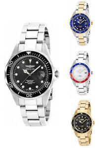 【送料無料】腕時計 メンズプロダイバーステンレススチールアナログクォーツメートルinvicta mens pro diver analog quartz 200m stainless steel watch