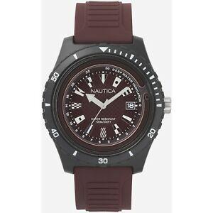 【送料無料】腕時計 メンズイビサスポーツウォッチ nautica mens ibiza sport watch