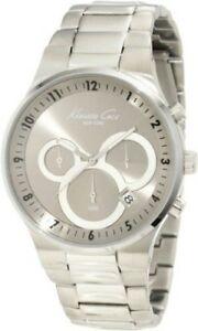【送料無料】腕時計 ケネスニューヨークメンズシリーズクロノグラフウォッチkenneth cole ny mens kc9162 classic 3500 series chronograph contemporary watch