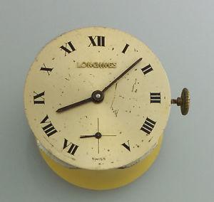 【送料無料】腕時計 ビンテージメンズムーブメントvintage longines 370 mens wrist watch movement runs c 1966