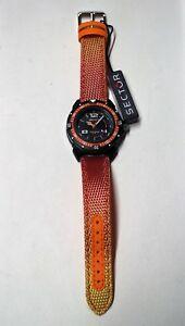 【送料無料】腕時計 セクターエクスパンダブラックオレンジ