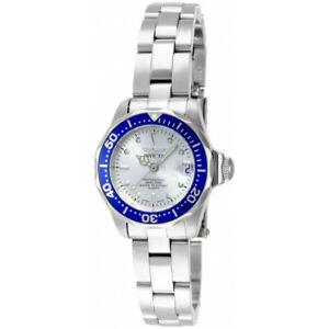 【送料無料】腕時計 invicta pro diver 14125 stainless steel watch