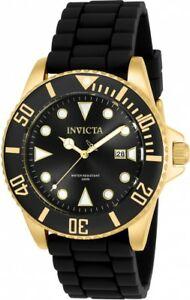 【送料無料】腕時計 メンズダイバークオーツステンレススチールシリコンウォッチカジュアルinvicta 90303 mens pro diver quartz stainless steel and silicone casual watch
