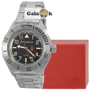 【送料無料】腕時計 vostok wostok uhr komandirskie militr 2415 650540