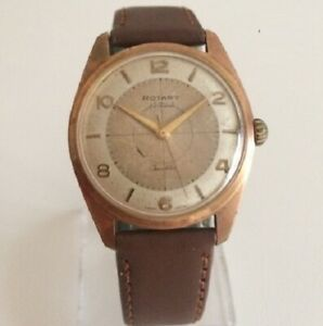 【送料無料】腕時計 ロータリービンテージorologio watch rotary vintage fhf 72