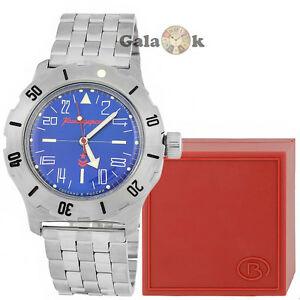 【送料無料】腕時計 ボストークボストークスキーvostok wostok uhr komandirskie k35 militr 2431 350642