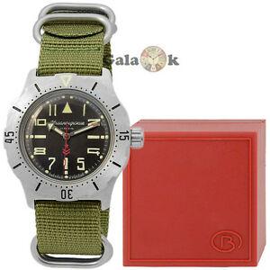 【送料無料】腕時計 ボストークボストークvostok wostok uhr komandirskie k35 militr 2415 350747