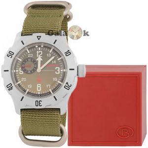 【送料無料】腕時計 ボストークボストークvostok wostok uhr komandirskie k35 militr 2415 350501