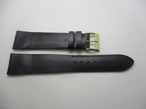 【送料無料】腕時計 ブラックレザーブレスレットノワールカミーユトラップゴールデンバックル