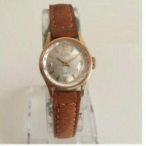 【送料無料】腕時計 ビンテージレディーorologio watch vetta vintage lady women eta 2412