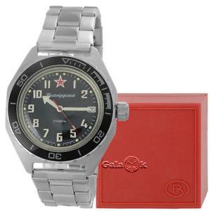 【送料無料】腕時計 ボストークボストークvostok wostok uhr komandirskie militr 2416 650537