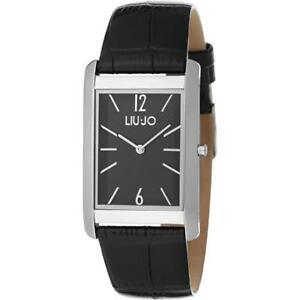 【送料無料】腕時計 ラグジュアリーリュジョベラペレネロクラシコorologio uomo liu jo luxury zen tlj1091 vera pelle nero classico
