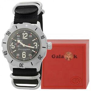 【送料無料】腕時計 vostok wostok uhr komandirskie k35 militr 2415 350748