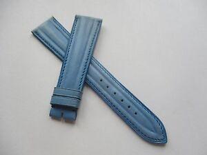 【送料無料】腕時計 ブレスレットオートカミーユbracelet en cuir de veau t20 couleur bleu ple haute gamme camille fournet