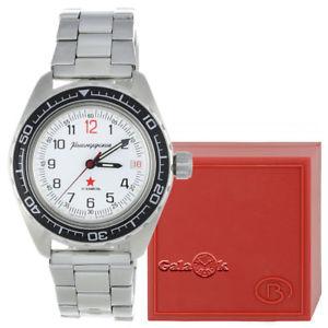【送料無料】腕時計 ヴォストークkロシアウォッチvostok komandirskie k020 russian military watch 2416020712