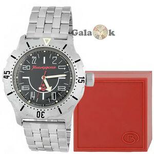 【送料無料】腕時計 ボストークボストークスキーvostok wostok uhr komandirskie k35 militr 2431 350623