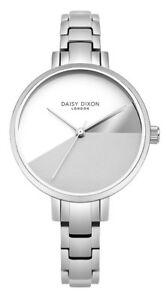 【送料無料】腕時計 デイジーディクソンレディースアナログウォッチシルバーdaisy dixon ava damenuhr dd065sm analog alloy silber