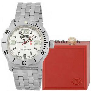 【送料無料】腕時計 ボストークボストークvostok wostok uhr komandirskie k35 militr 2432 350606