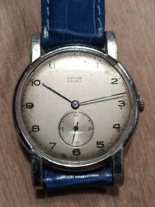 【送料無料】腕時計 メッカマニュアルraro orologio erax extra degli anni 40 ww2 meccanico a carica manuale
