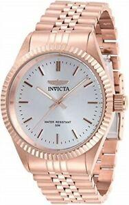 【送料無料】腕時計 メンズローズゴールドブレスレットinvicta 29390 mens specialty quartz rose gold bracelet watch