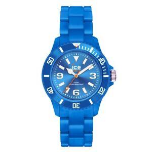 【送料無料】腕時計 ミハエルレディース rrp 75 icewatch sdbesp12 ladies icesolid blue small watch